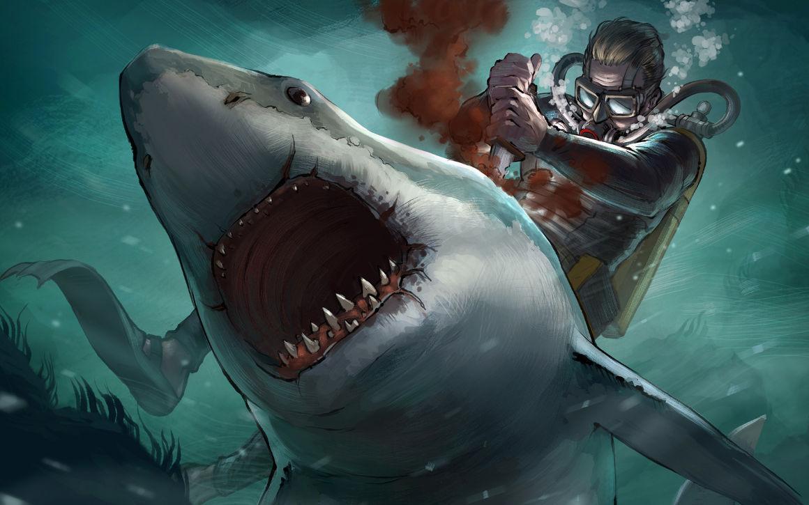 Depth Un Juego Palpitante De Acción Visceral En Un Oscuro Mundo Submarino
